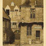 Le nouvel Hôtel Pré vers 1935