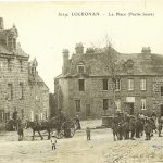 Carte postale Le Doaré-3029