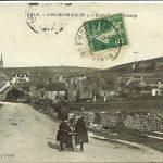 Carte postale Le Doaré 2813