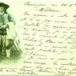 Carte postale Villard 1902