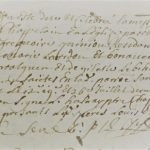 Mariage 1711
