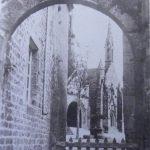 Ancien porche venelle Toul Prichen