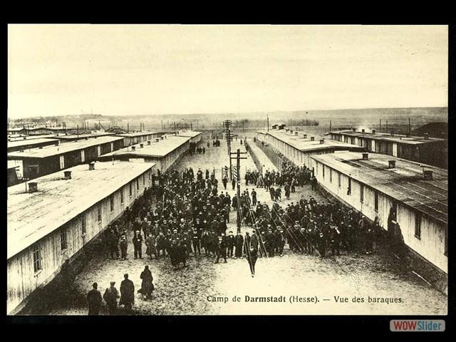 Camps de prisonniers